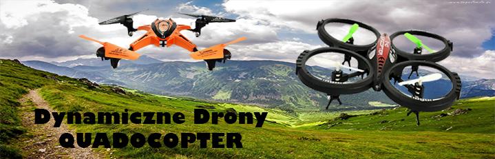 Promocja na drony