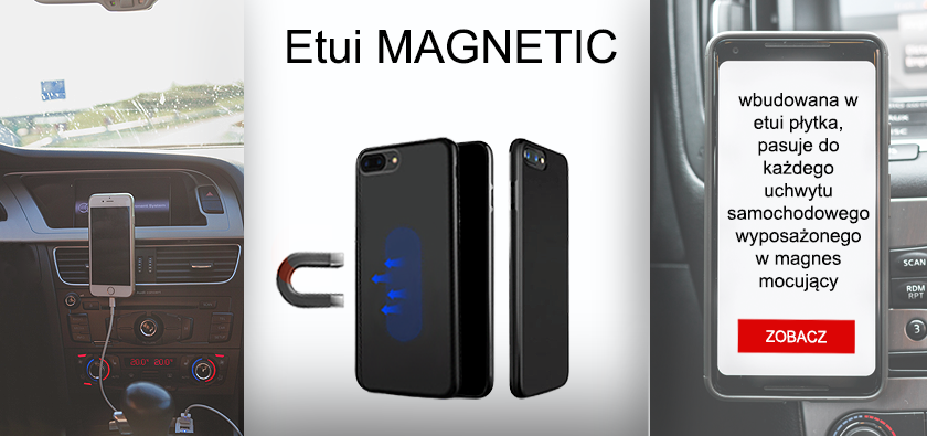Etui Magnetic Case