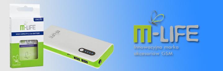 m-Life Innowacyjna Marka Akcesoriów Gsm