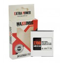 BATERIA MAXXIMUS SAMSUNG GALAXY S4 I9500 3000mAh EB-B600BE
