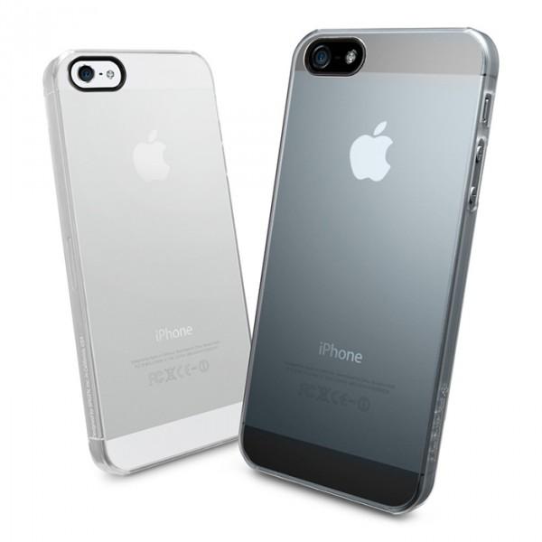 IPHONE 5S 5G ULTRA SKIN PRZEŹROCZYSTA NAKŁADKA ETUI ULTRA SKIN TRANSPARENT