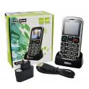 TELEFON MM461BB MAXCOM CZARNY GSM