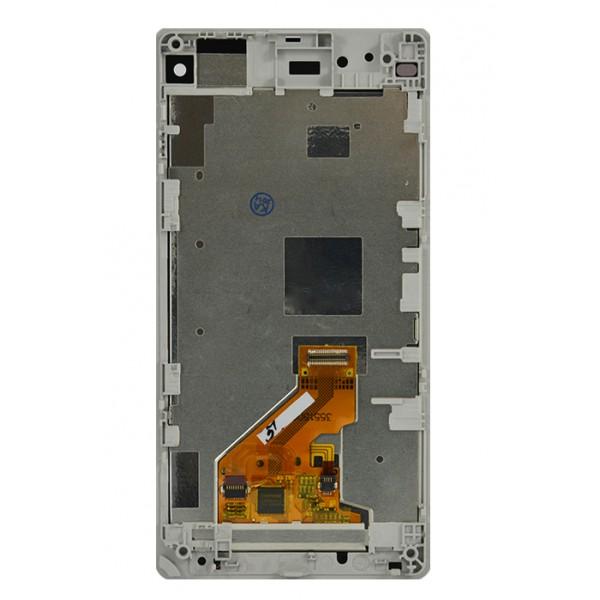MODUŁ DIGITIZER + WYŚWIETLACZ LCD SONY XPERIA Z1 COMPACT MINI D5503 CZARNY