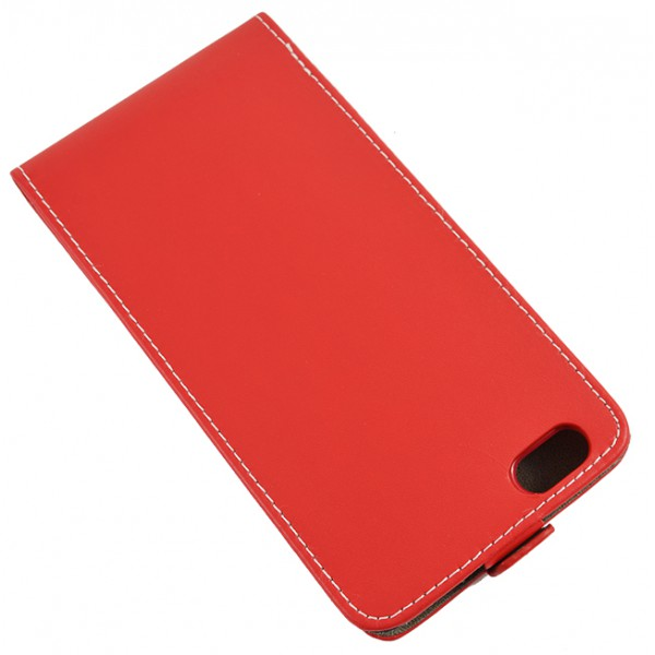 KABURA FLEXI IPHONE 6 PLUS 6s plus CZERWONY CASE ETUI