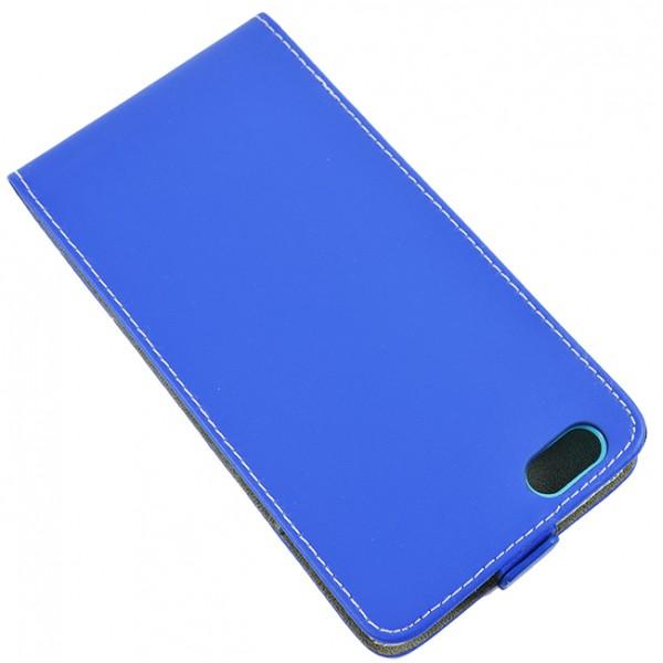 KABURA FLEXI IPHONE 6 6s NIEBIESKI CASE ETUI