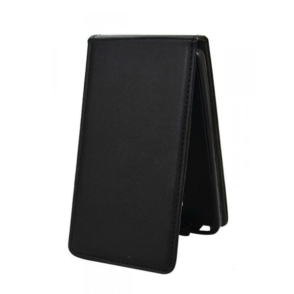 HTC DESIRE 620 KABURA FLEXI ETUI GUMA CASE CZARNY