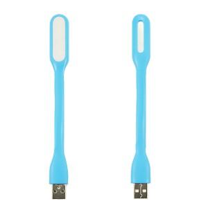 LAMPKA USB DIODOWA NIEBIESKA LED LAPTOP