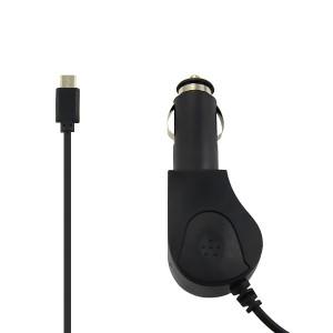 ŁADOWARKA SAMOCHODOWA VEGA MICRO USB 12V 24V NAVIGACJA 2100MA 2,1A