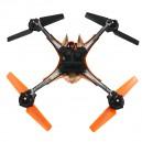 DRON QUADOCOPTER LATAJĄCY AIR DRONE PREMIUM S2 DESERT POMARAŃCZOWY