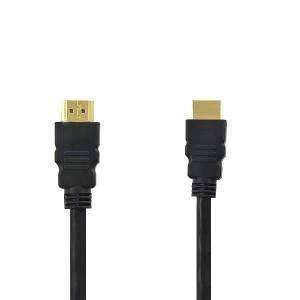 KABEL HDMI - HDMI PŁASKI Z FILTRAMI HQ 3 M