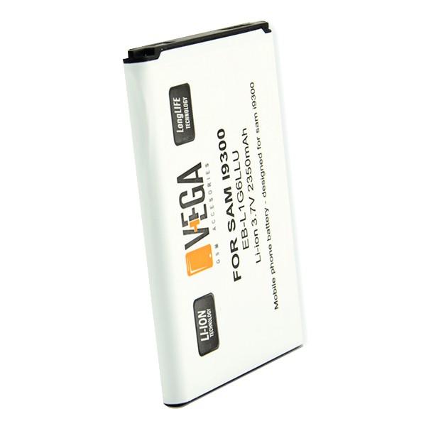 BATERIA VEGA SAMSUNG GALAXY S3 I9300 EB-L1G6LLU BAT 2350mAh BOX