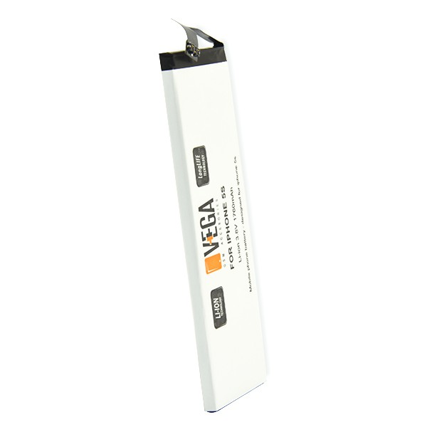 BATERIA VEGA IPHONE 5 5S BAT 1760 mAh BOX