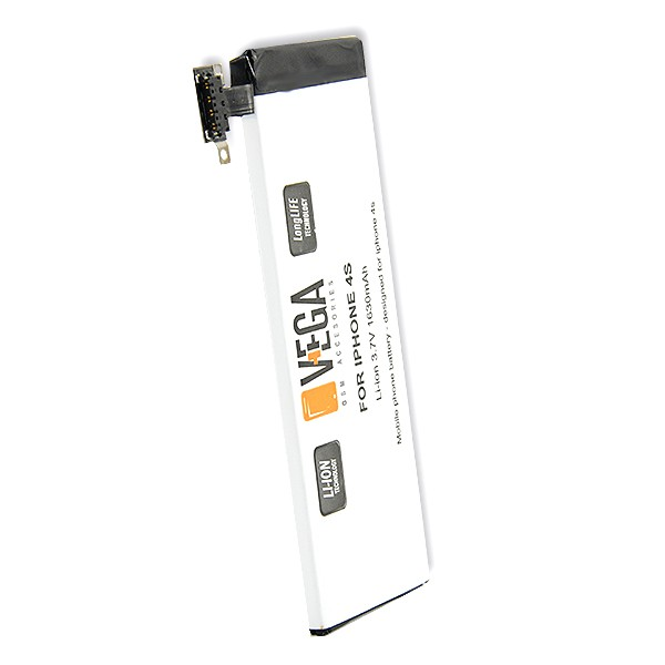 BATERIA VEGA IPHONE 4S BAT 1630 mAh