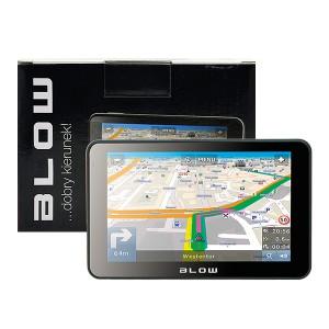 BLOW GPS50V NAWIGACJA SAMOCHODOWA EUROPA 78-295