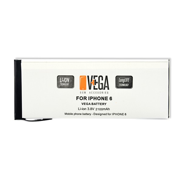 BATERIA VEGA IPHONE 6 BAT 2100mAh