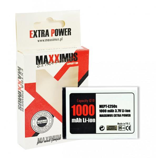 AB463446BE SAMSUNG E250 X200 X520 BATERIA MAXXIMUS 1000mAh