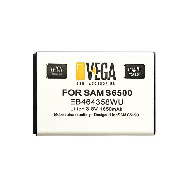 BATERIA VEGA SAMSUNG S6500 GALAXY MINI 2  EB464358VU 1650mAh