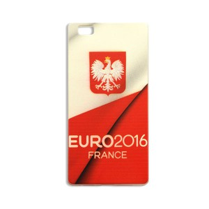 HUAWEI P8 LITE NAKŁADKA PAINT BACK COVER CASE NADRUK EURO 2016