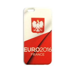 IPHONE 6 / 6S  NAKŁADKA PAINT BACK COVER CASE NADRUK EURO 2016