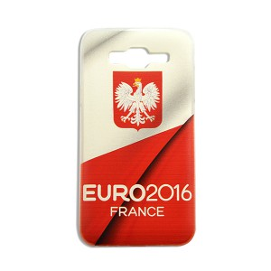 SAMSUNG J500 J5 NAKŁADKA PAINT BACK COVER CASE NADRUK EURO 2016