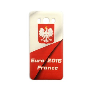 SAMSUNG J510 NAKŁADKA PAINT BACK COVER CASE EURO 2016 J5 2016