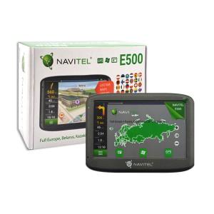 NAVITEL E500 PND NAWIGACJA SAMOCHODOWA EUROPA PL EU