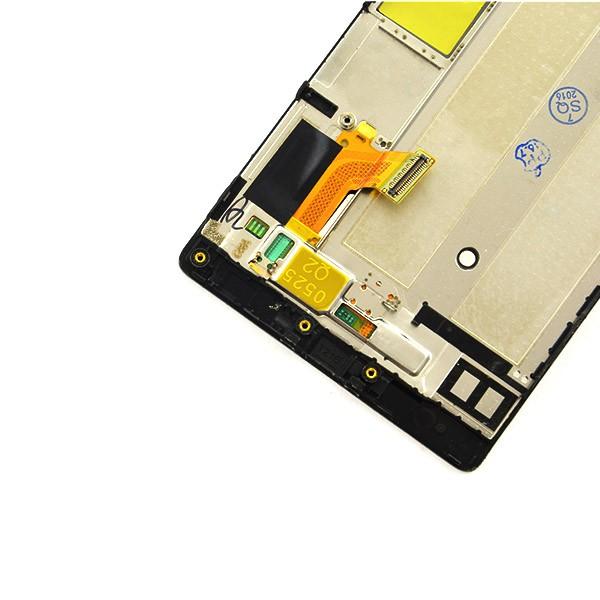 MODUŁ DIGITIZER + WYŚWIETLACZ LCD HUAWEI P8 EKRAN DOTYKOWY DIGI CZARNY GRA-L09