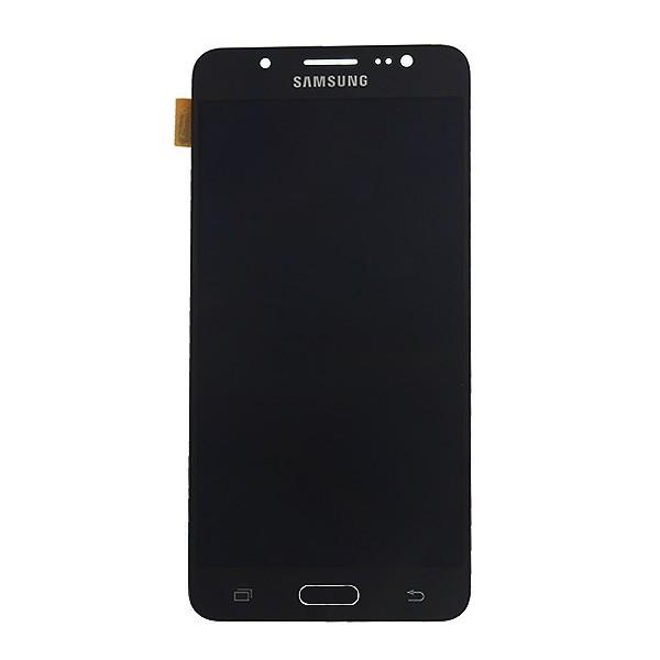 MODUŁ DIGITIZER + WYŚWIETLACZ LCD SAMSUNG J5 2016 J510 EKRAN DOTYKOWY DIGI CZARNY J510F GH97-18792B