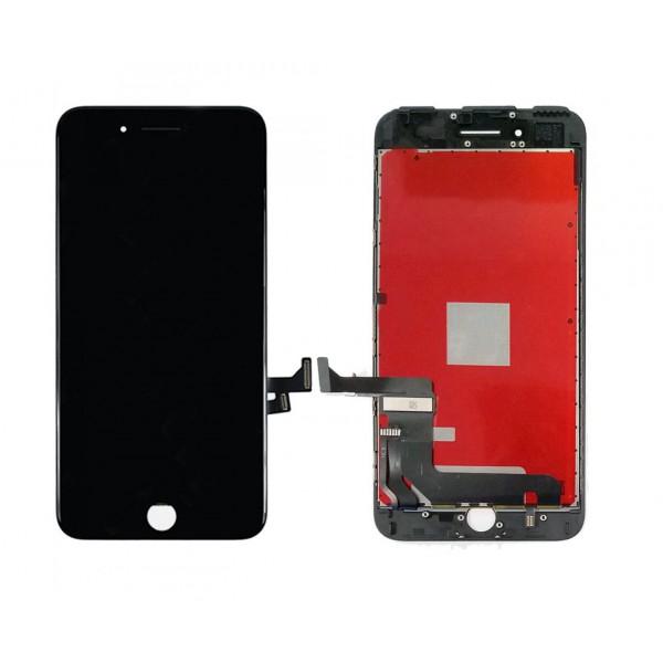 MODUŁ WYŚWIETLACZ LCD + DIGITIZER IPHONE 7 PLUS CZARNY EKRAN DOTYKOWY DIGI DOTYK TIANMA AAA 7G+ 7+