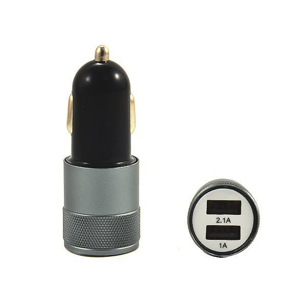 Hurtownia GSM Pro link ŁADOWARKA SAMOCHODOWA 2 X USB 2A