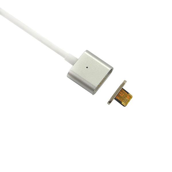 KABEL USB MAGNETYCZNY IPHONE 6 6S IPAD AIR  2 / 5 5S 5G ŁADOWANIE