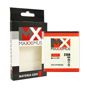 BATERIA MAXXIMUS HTC DESIRE 620 2250 mAh