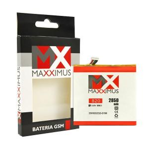 BATERIA MAXXIMUS HTC DESIRE 820 2850 mAh