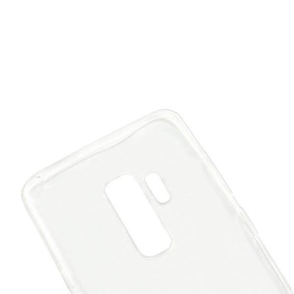 ETUI ULTRA SKIN SAMSUNG S9 PLUS PRZEŹROCZYSTA NAKŁADKA CRYSTAL CASE ETUI PLECKI TRANSPARENT G965