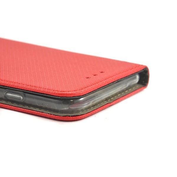 KABURA MAGNETO  SAMSUNG GALAXY S9 PLUS G965 S9+ CZERWONY ETUI PORTFEL
