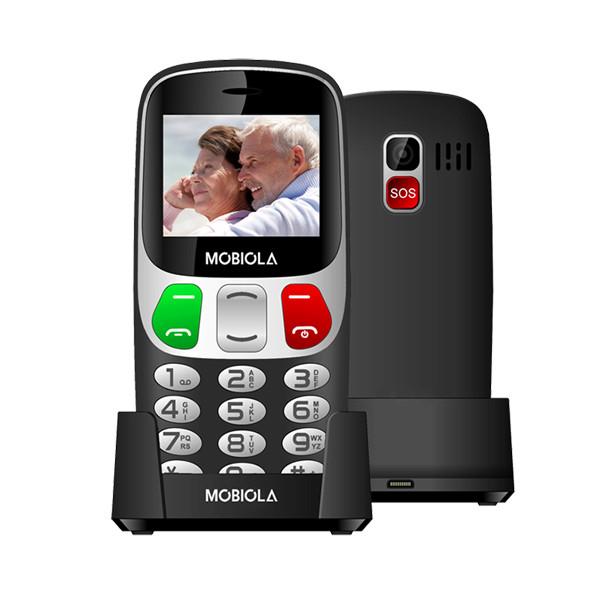TELEFON GSM MOBIOLA  MB800 TELEFON DLA SENIORA