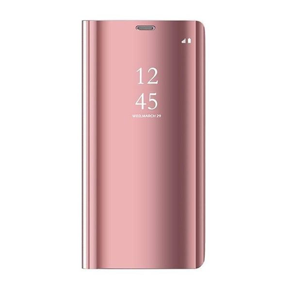 CLEAR VIEW  MIRROR CASE SAMSUNG S9 CZERWONA NAKŁADKA ETUI G960 RED