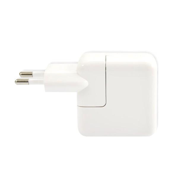 ŁADOWARKA SIECIOWA 2 X USB 2A BIAŁA VEGA DUAL USB 15W BOX AC100 2400mAh