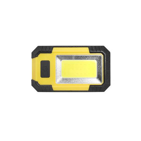 LAMPA ROBOCZA LED 10W IP44 6000K 600LM 10+5 LED 4000mAh