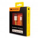 KABEL USB IPHONE LIMONKA CANYON BOX CERTYFIKOWANY 1M