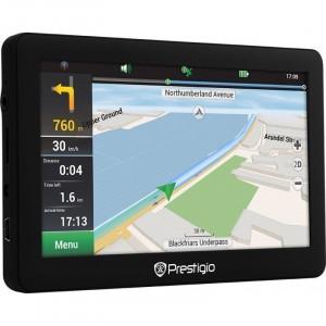 NAWIGACJA GPS SAMOCHODOWA PRESTIGIO NAVIGATOR GEOVISION 5056 EU PGPS5056EU20GBNV