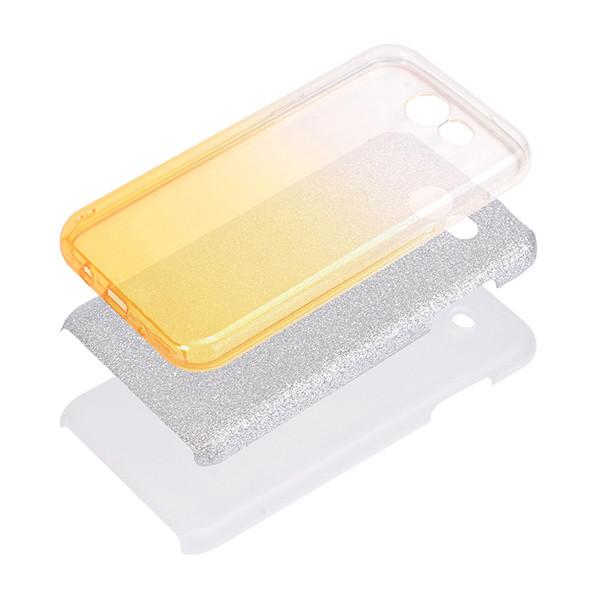 ETUI BLINK SAMSUNG A20E POKROWIEC ZŁOTY NAKŁADKA PLECKI A202 BLISTER GLITTER CASE