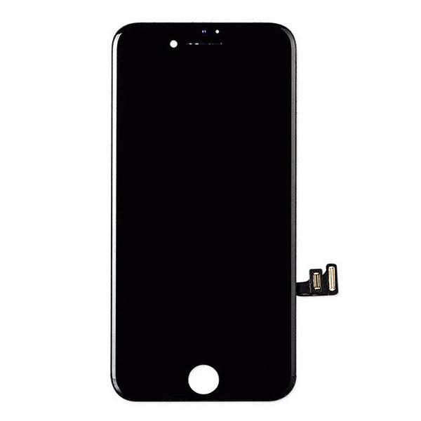 MODUŁ WYŚWIETLACZ LCD + DIGITIZER IPHONE 8 PLUS CZARNY EKRAN DOTYKOWY DIGI DOTYK 8G+ TIANMA AAA
