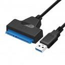 ADAPTER DYSKU HDD SATA 2,5 CALA USB 3.0 PRZEJŚCIÓWKA