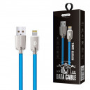 KABEL USB LIGHTNING 3,1A NAFUMI NIEBIESKI 3100mAh QUICK CHARGER QC 3.0 1M IPHONE NFM-A6