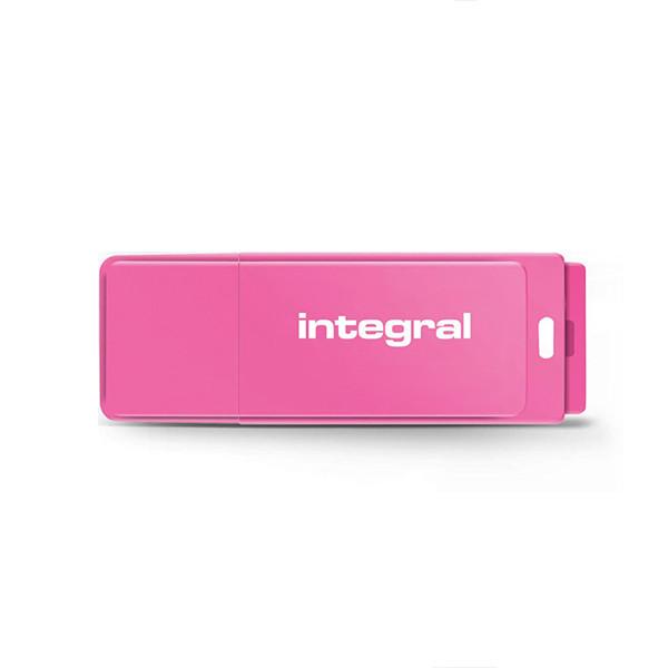 PENDRIVE INTEGRAL 8GB DRIVE NEON RÓŻOWY PINK USB 2.0