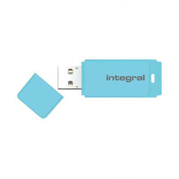 PENDRIVE INTEGRAL 32GB DRIVE PASTEL BLUE SKY USB 2.0