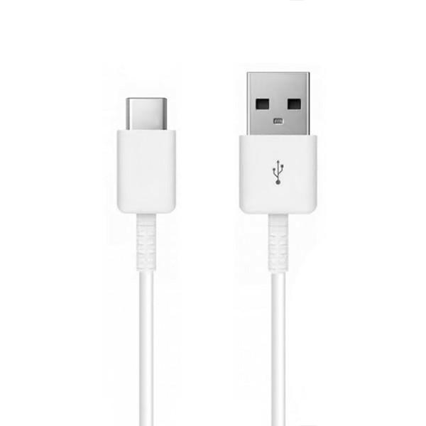 KABEL USB TYP-C SAMS BIAŁY FAST CHARGER QUICK SZYBKIE ŁADOWANIE TYP C TYPC 1.1M EP-DG950UWE