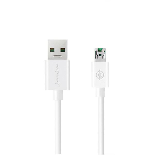 KABEL USB MICRO NAFUMI BIAŁY 1M 4A NFM-M12