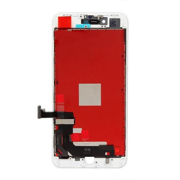 MODUŁ WYŚWIETLACZ LCD + DIGITIZER IPHONE 8 PLUS BIAŁY EKRAN DOTYKOWY DIGI DOTYK ORI QUALITY 8G